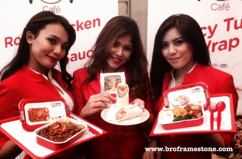 Menu Terkini Air Asia