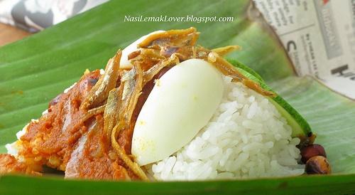 Nasi Lemak Popular Lembah Klang
