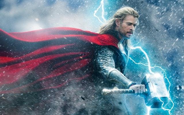 Thor The Dark World Bro Framestone
