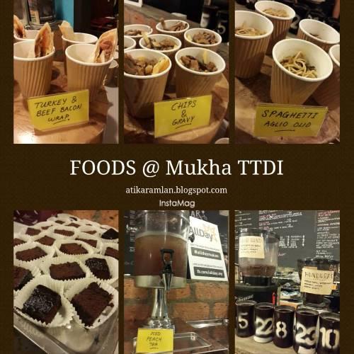Atika Ramlan - Mukha TTDI