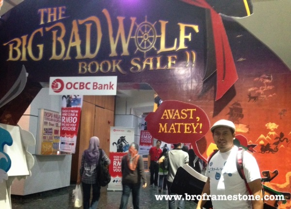 Bro Framestone - Big Bad Wolf Books Sale