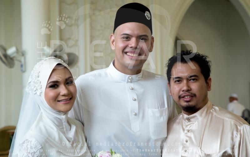 Bro Framestone Pengantin Baru JFK - Johan Farid Khairuddin