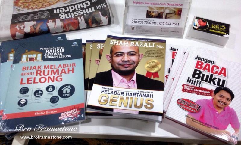 Buku Hartanah Di PKNS Biz Point Shah Alam