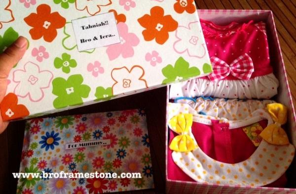 Hadiah Baby dari Cik Nurul Siezuka