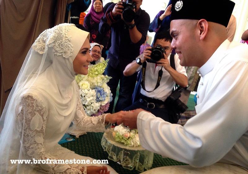 Majlis Penikahan Rakan Selebriti JFK - Johan Farid Khairuddin