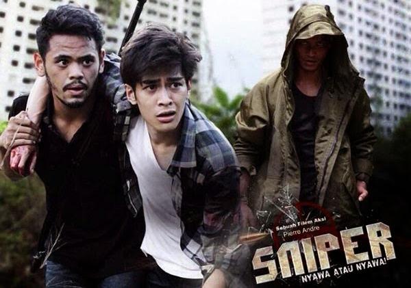 Poster Filem Sniper