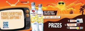 Spritzer Fibre Cover Photo Contest