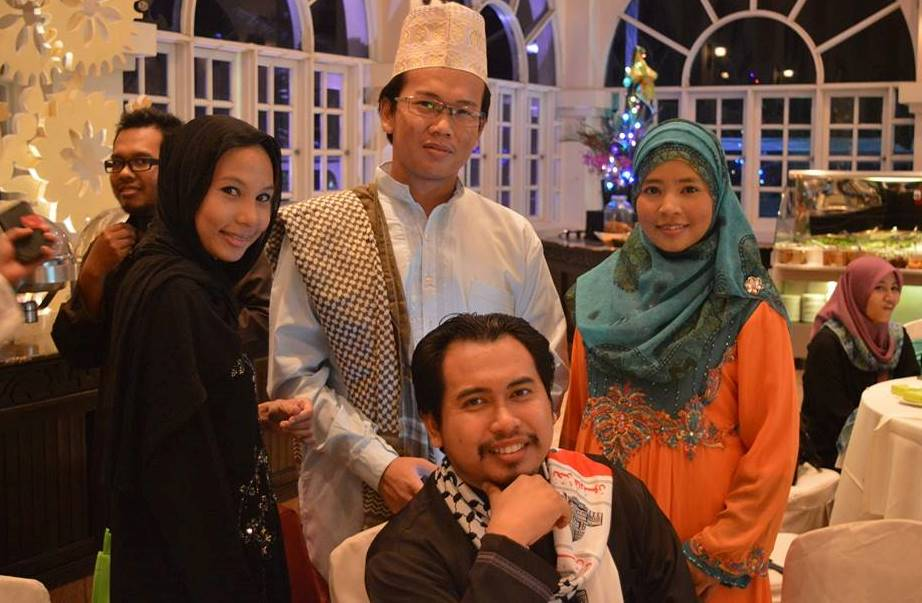 Iftar Bersama Blogger 2014 - Photobomb
