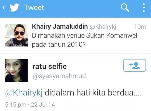 Khairy Jamaluddin - Di Dalam Hati Kita Berdua