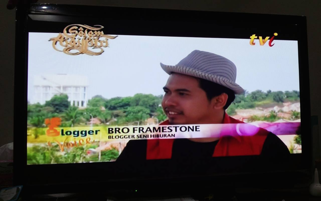 Blogger Bro Framestone Blogger Voice