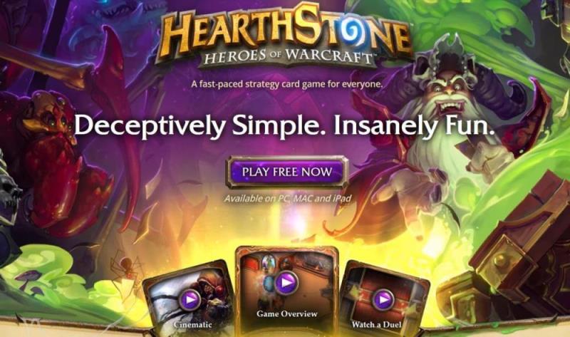 HearthStone – Heroes of Warcraft