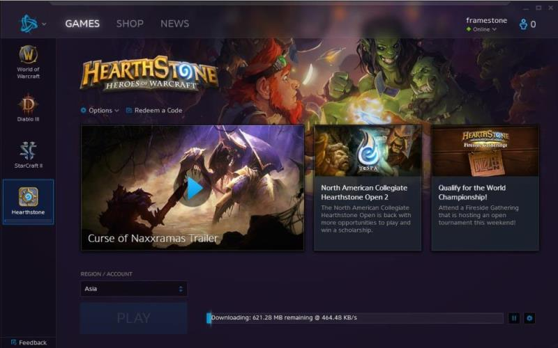 Muat Turun HearthStone – Heroes of Warcraft