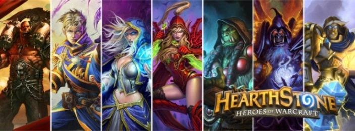 Watak HearthStone – Heroes of Warcraft