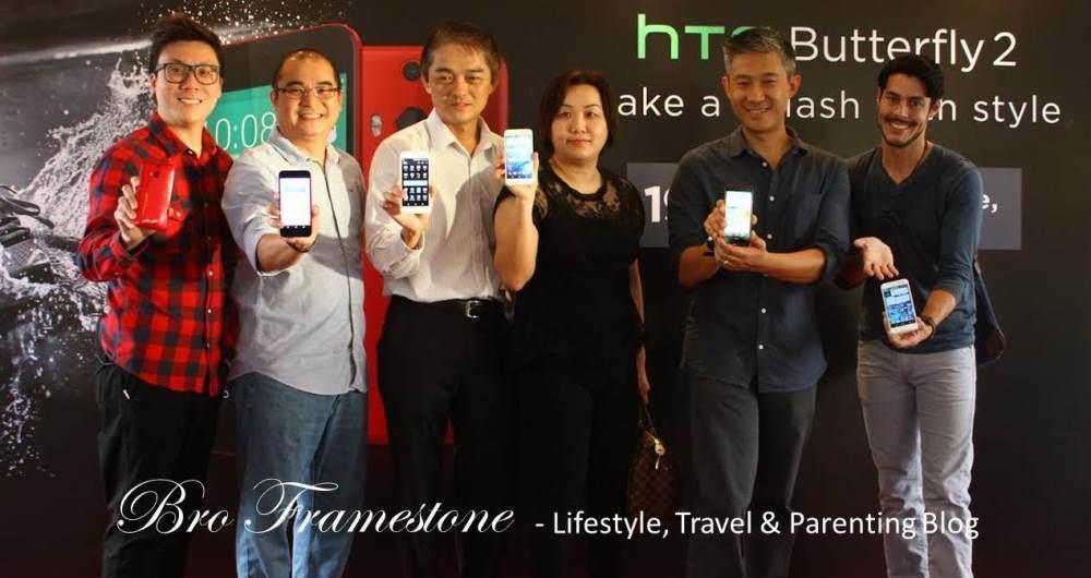 HTC Butterfly 2 Malaysia