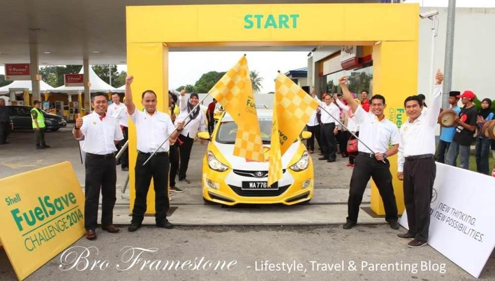 Shell FuelSave Challenge 2014 Johor
