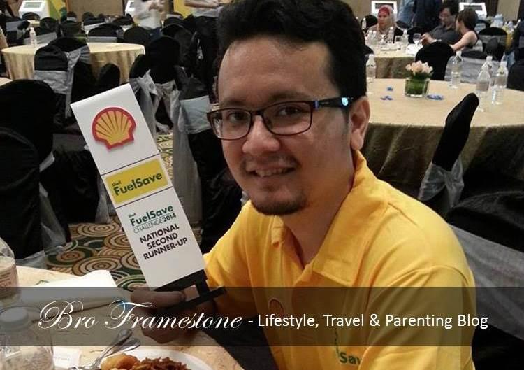 Hafiz Rahim - Shell FuelSave 95 Challenge
