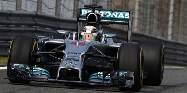 Mercedes Petronas F1 2014