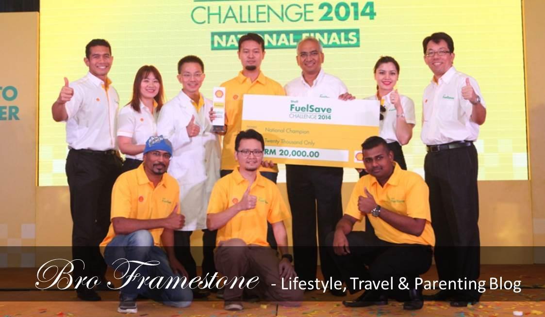 Peserta Shell FuelSave Challenge 2014