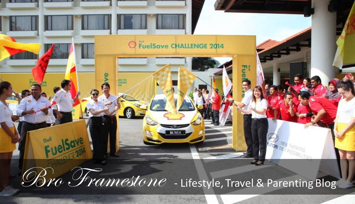 Shell Fuelsave Challenge 2014 Finale