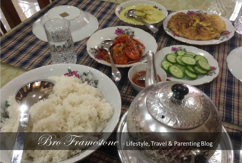 Hidangan Masakan Che Mat Gebu