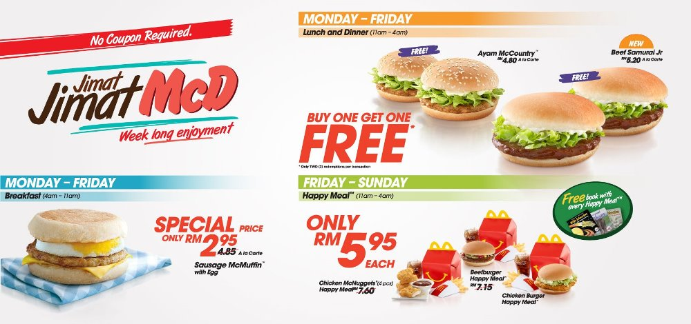 McD Promotion