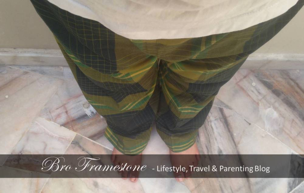 Pelikat Pants by HeyDotMY Sesuai Dibawa Solat