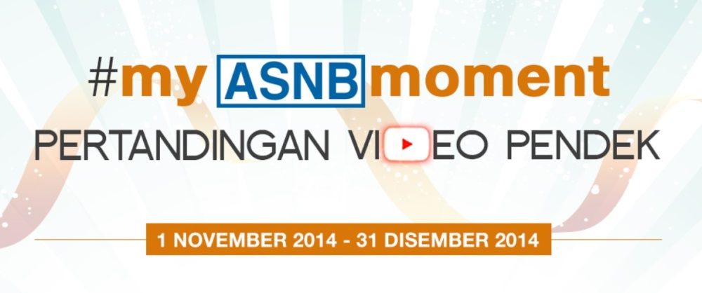 Pertandingan Video Pendek MyASNBMoment