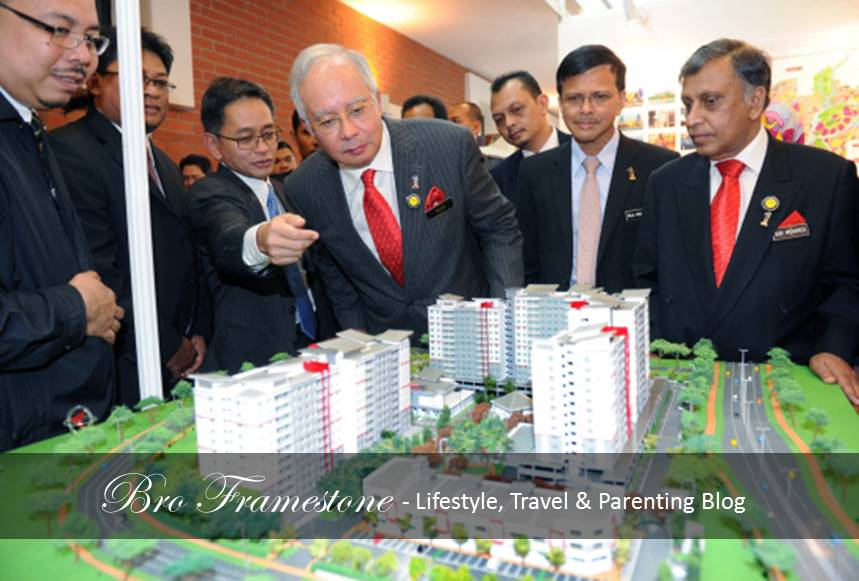 Projek Perumahan 1Malaysia (PR1MA)