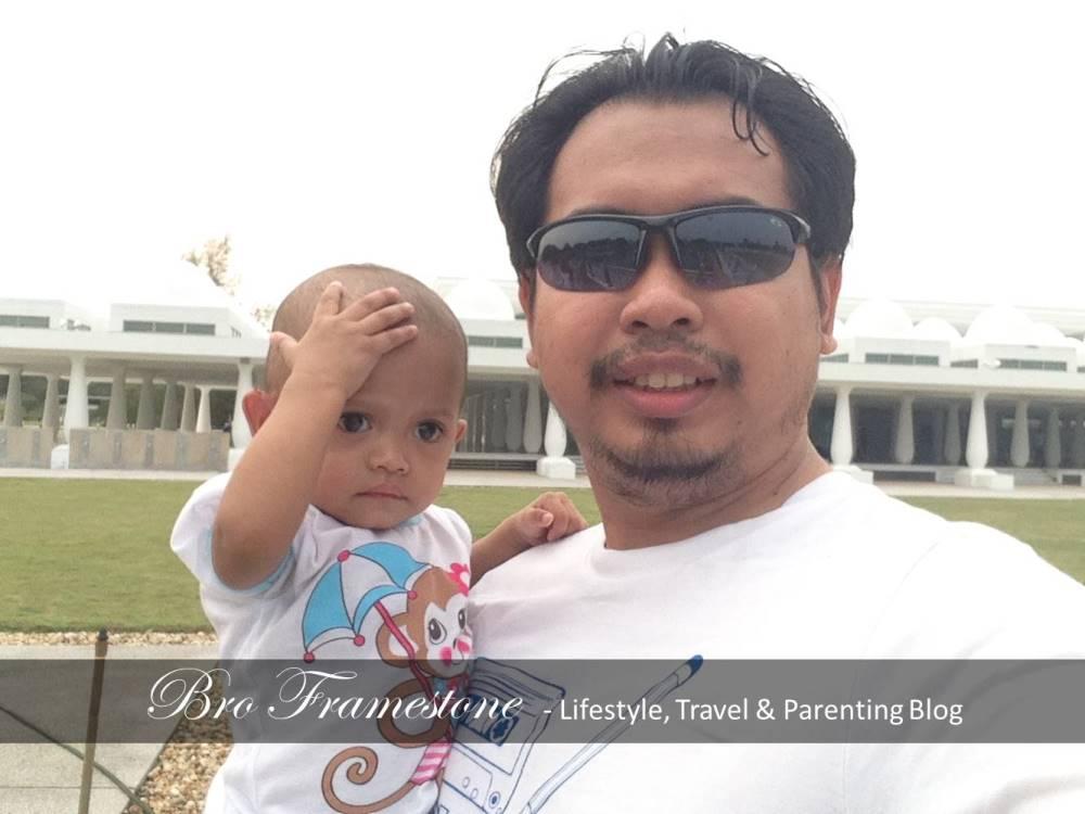 Baby Fisha Masjid Universiti Teknologi Petronas