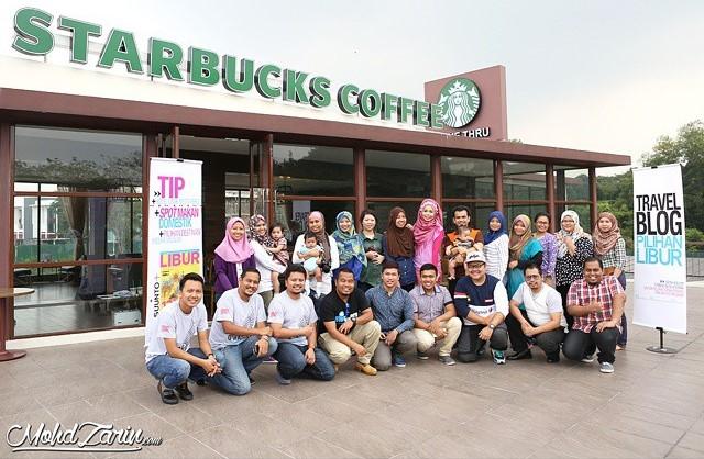 Blog ORama Starbucks Kota Kemuning