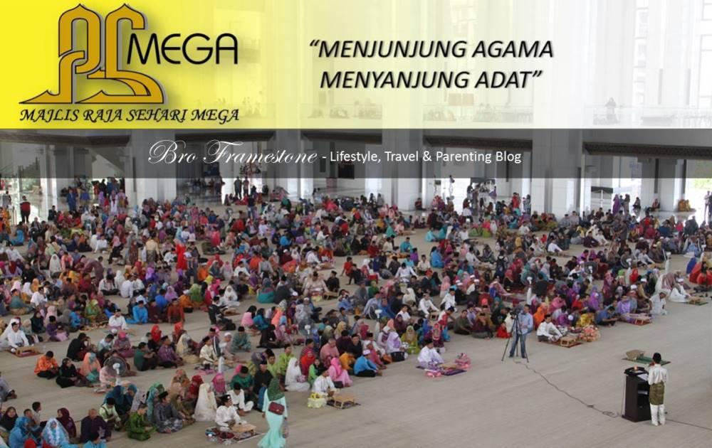 Majlis Perkahwinan Mega di Putrajaya