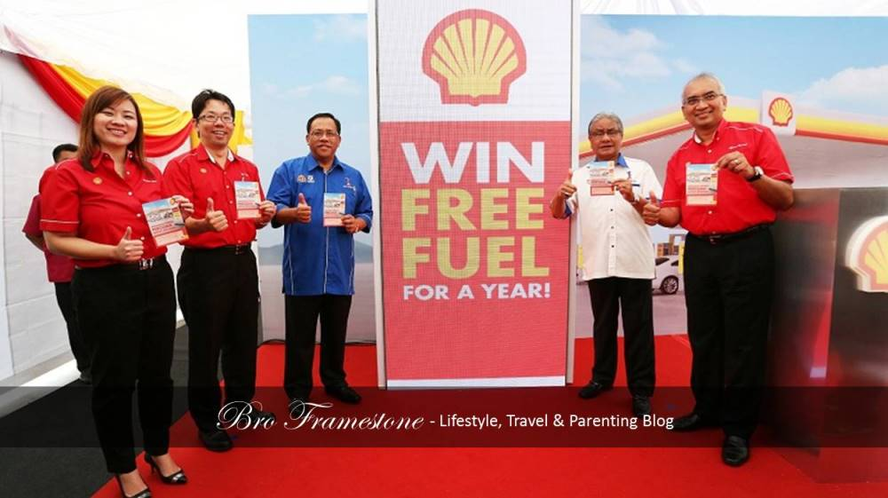 Shell Win Free Fuel For A Year
