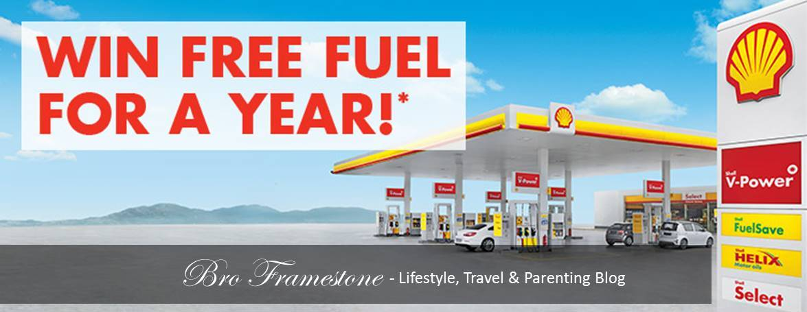 Shell Win Free Fuel