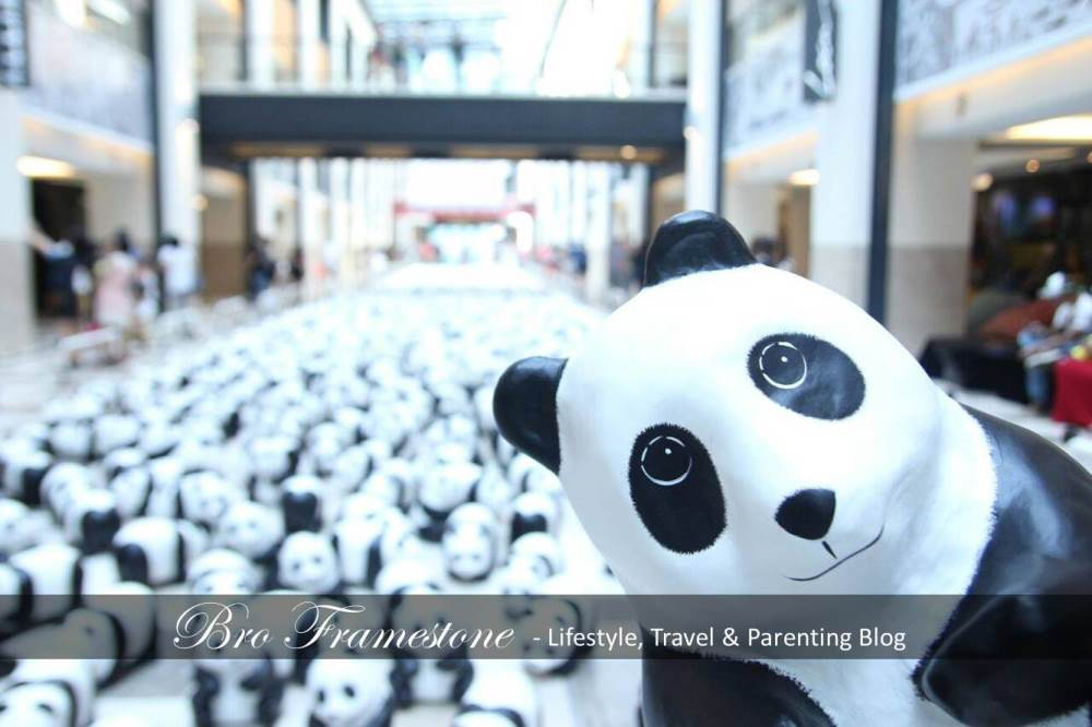 World Tour 1600 Pandas Malaysia Publika Solaris Dutamas