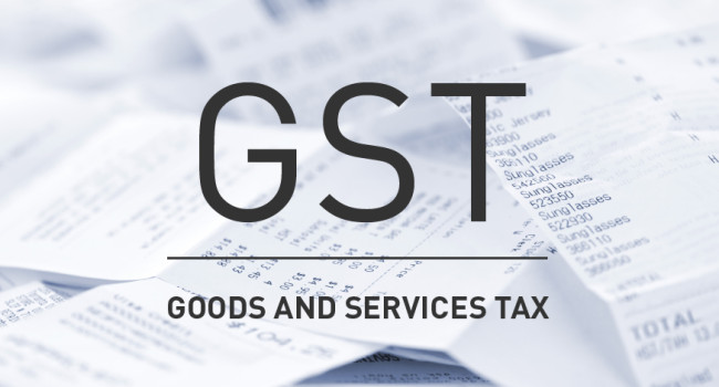 GST 2015 - Goods and Services Tax