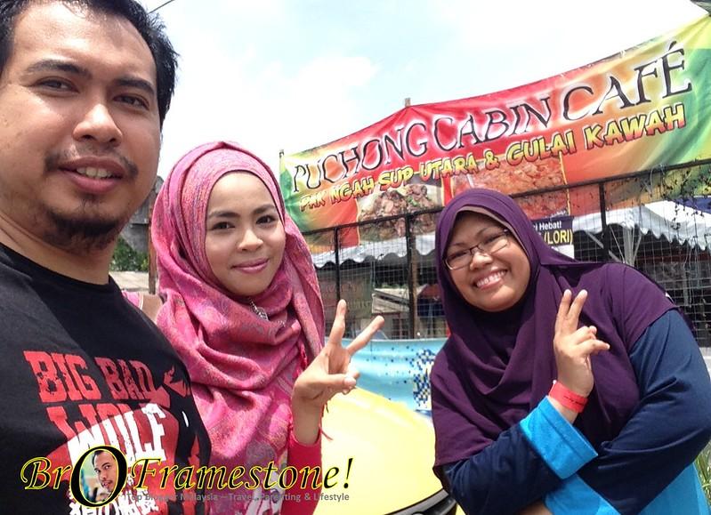 Puchong Cabin Cafe – Pak Ngah Sup Utara & Gulai Kawah