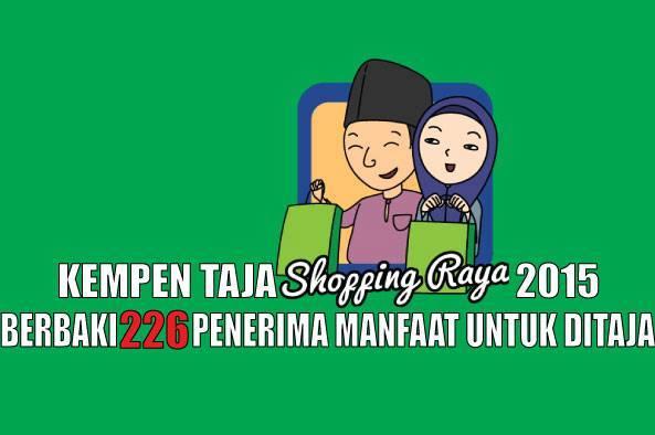 Kempen Taja Shopping Raya 2015 Projek Iqra