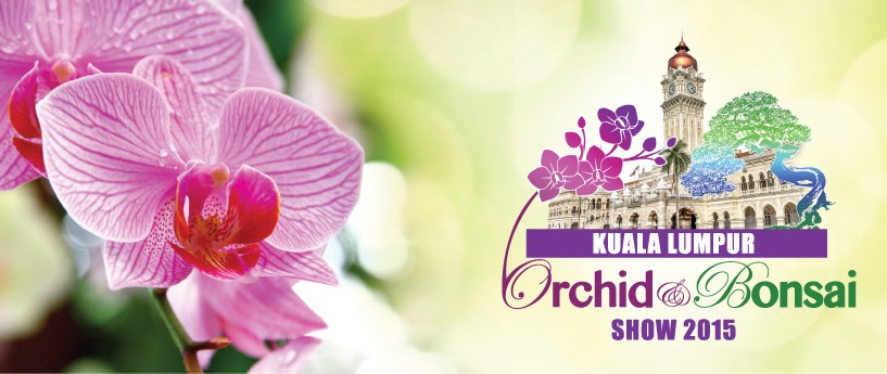 DBKL KL Orchid and Bonsai Show 2015