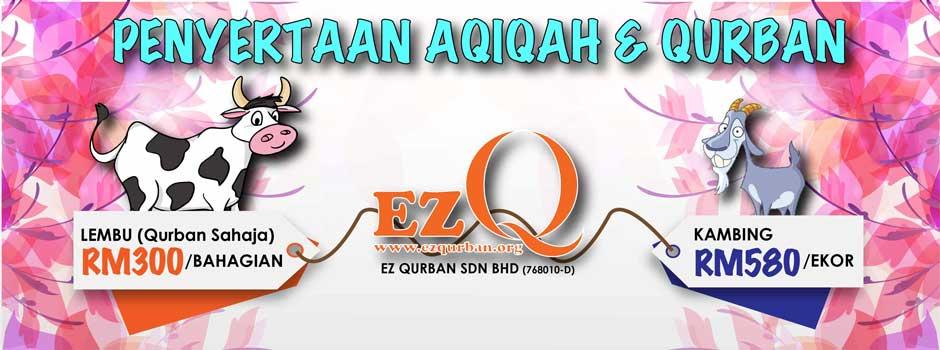 Qurban dan Aqiqah Bersama EZ Qurban