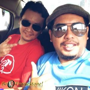 Hafiz Rahim Honda City Bloggers Drive