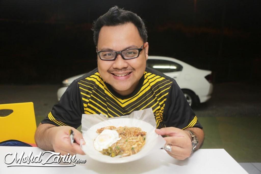 Mohd Zarin Bro Char Kuey Teow Tg Malim