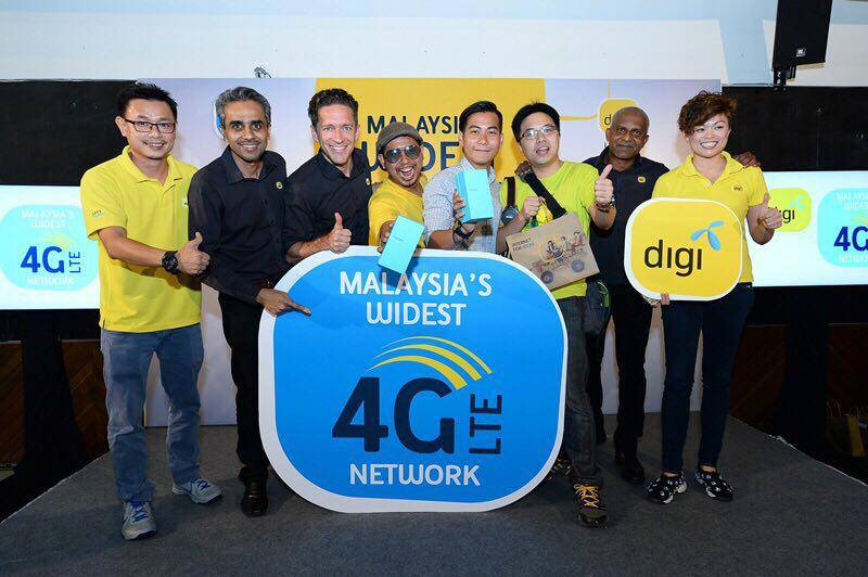 Digi 4G LTE Network Test Winner