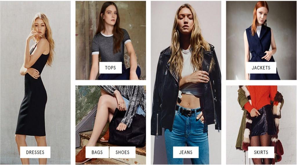 Fesyen Terkini Topshop Malaysia Zalora