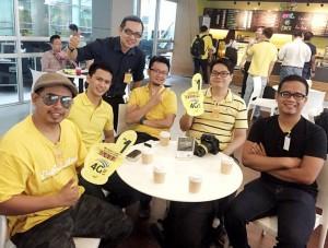 Top Blogger Malaysia Berkumpul