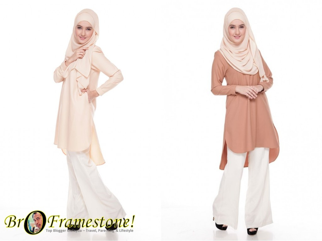 Norie Signature - Helena Blouse
