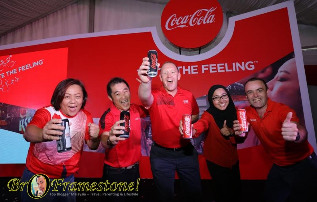 80 Tahun Coca Cola di Malaysia & Singapura