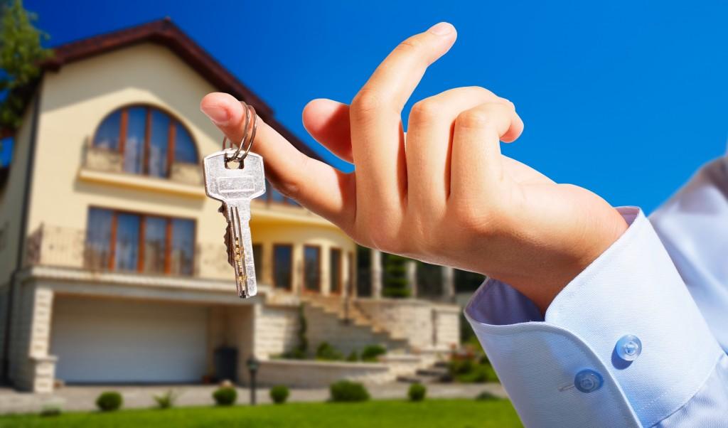 Bagaimana untuk memiliki rumah pertama