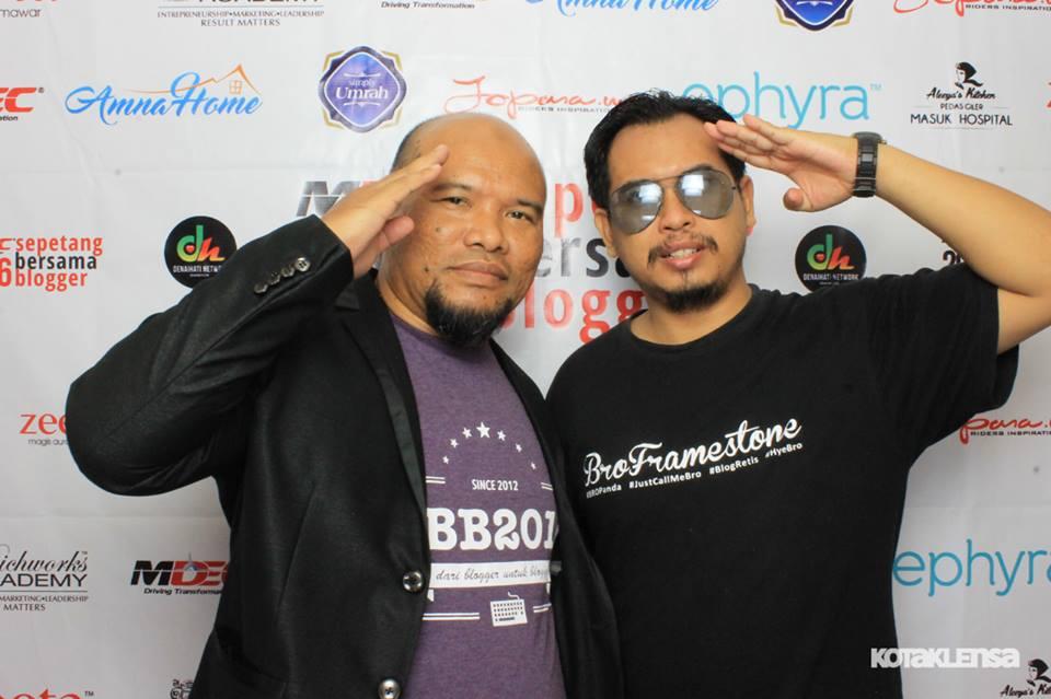 BroFramestone Denaihati Top Blogger Malaysia