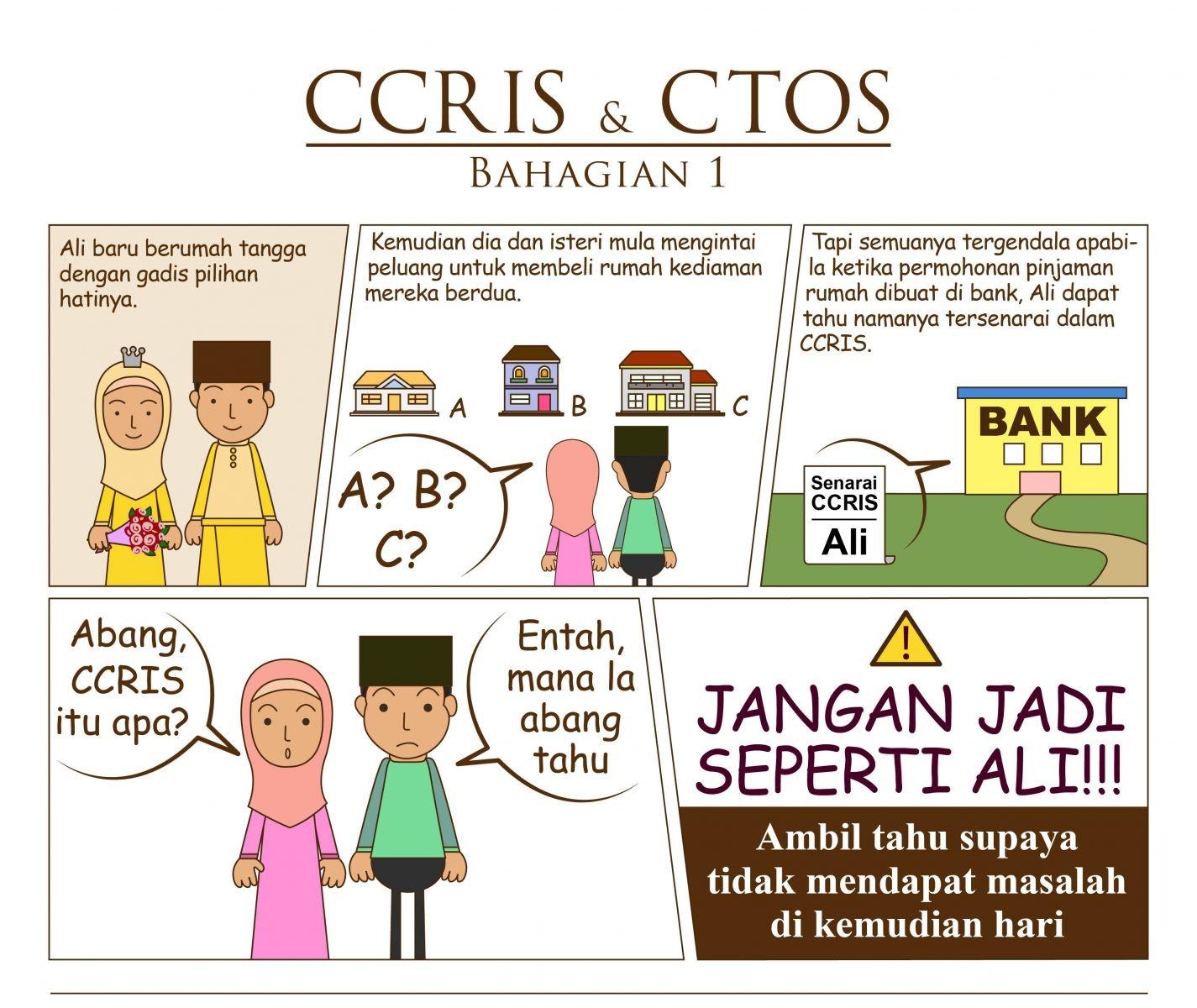 Apa kebendanya CCRIS