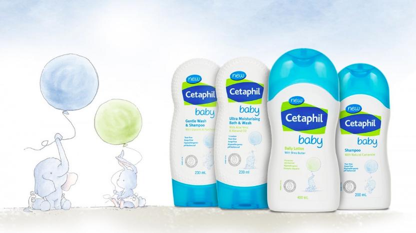 Cetaphil Baby Skincare